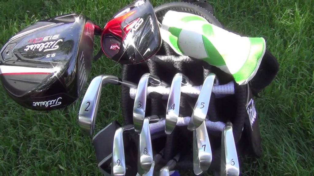 ערכת מחבטי גולף1