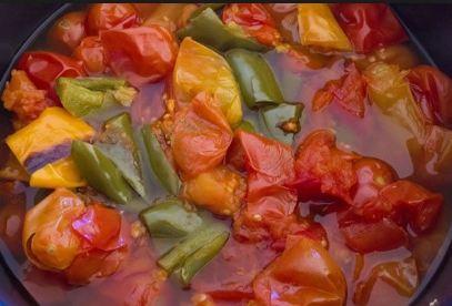 רוטב עגבניות חריף 2