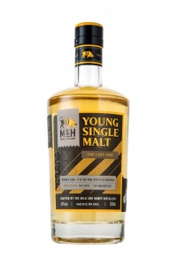 Young single malt The Last 11-11